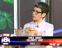 Cauliflower Risotto on Cleveland Fox 8